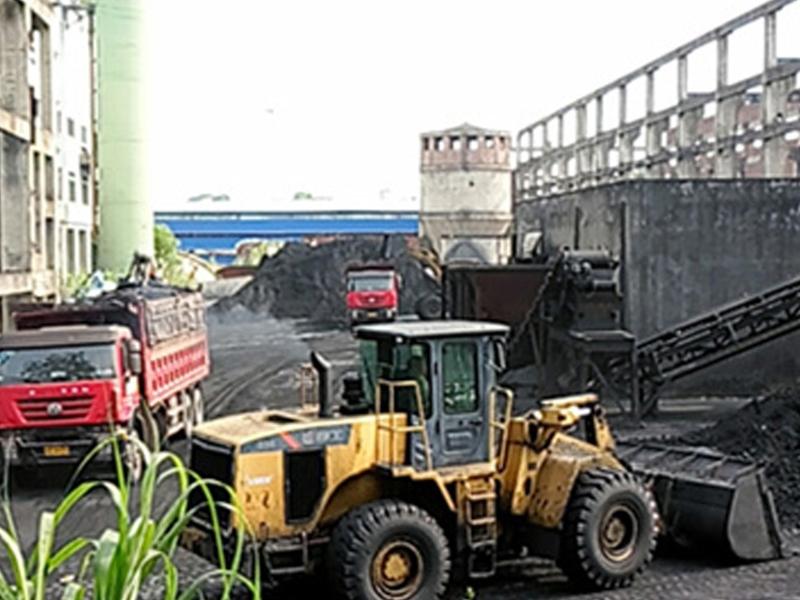 柳州货场场地及粉碎机